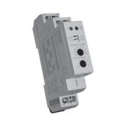 TER din rail thermostaat 0~60˚C, 24Vacdc - 240Vacdc, no-nc